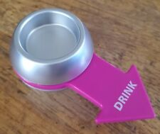 Shot Spinner Spin The Shot Drinking Game with Shot Glass Great Party Fun Game