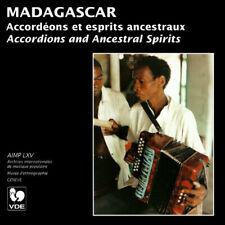 ACCORDEONS ET ESPRITS ANCESTRAUX  by VARIOUS ARTISTS  Compact Disc  VDE1065