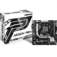 ASRock Ab350m Pro4 AMD