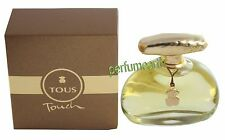 Tous Touch By Tous 3.4/3.3 oz Edt Spray For Women New In Box