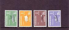 NA NVPH 380-83 Kon. Vereniging Onze Vloot 1967 Postfris