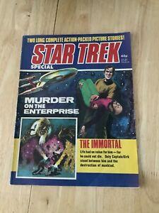 STAR TREK SPECIAL - MURDER ON THE ENTERPRISE - 1977