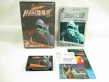 MSX SPACE MANBOW Konami Original Soft Item Ref/2434 MSX2 Japan Video Game msx