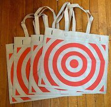 4 New Target Reusable Shopping Tote Bag Lot