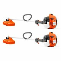 Husqvarna 322L 1.01 HP Lightweight String Trimmer, Pair (Certified Refurbished)