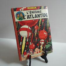 sep11 --- Edition Originale 6 BLAKE et MORTIMER  L'ÉNIGME DE L'ATLANTIDE  1957