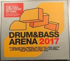 Drum & Bass Arena 2017 3CD