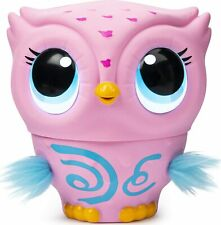 Owleez, Flying Baby Owl Interactive Toy with Lights & Sounds (Pink) - FREE Ship!