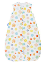 Grobag Baby Sleeping bag Scribble - Travel  6 - 18 or 18 - 36 months  2.5 tog -