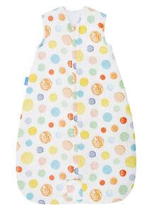 Grobag Baby Sleeping bag Scribble - Travel  6 - 18 or 18 - 36 months  2.5 tog -