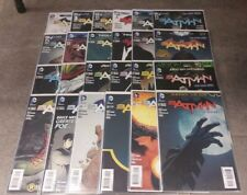 DC COMICS BATMAN #0 1-52 + ANNUALS 1-4 N52 COMPLETE RUN SNYDER 1ST PRINT