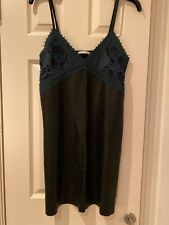 Zara Women Faux Leather Dress Size S