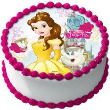 Die Schöne und das Biest Belle Eßbar Tortenaufleger Geburtstag Party Deko dvd