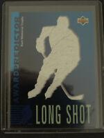 1994-95 Upper Deck H15 Award Predictor Hart Memorial Trophy Long Shot Card