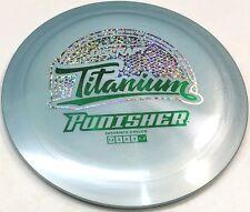 New Discraft Titanium Punisher - Distance Driver Disc Golf Disc