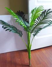 "20"" Tall Artificial 6 Leaves Palm Tree Paradise  Bush Plant"