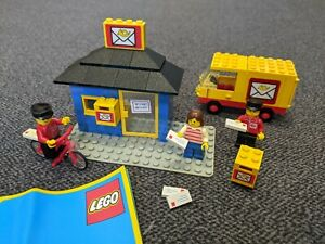 LEGO 6689 Post-Station + 6651 Postwagen