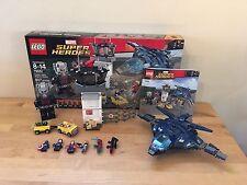 LEGO Marvel Super Heroes 76051 Super Hero Airport Battle - 100% Complete