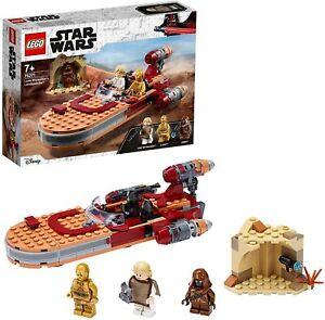LEGO Star Wars Le landspeeder de Luke Skywalker et Jawa 75271 ENFANT Garçon NOEL