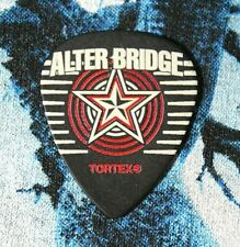Alter Bridge // Ian Concert Tour Guitar Pick // Star Logo Tortex myles mark