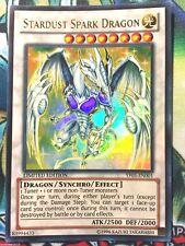 Stardust Spark Dragon YF05-EN001 UR Yu-Gi-Oh! Synchro Karte SELTEN TOP engl. NM