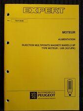 (305MA) Manuel d'atelier PEUGEOT EXPERT - Moteur L6B, Injection multipoints...