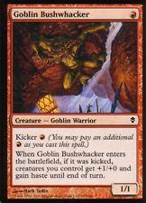 Goblin Bushwhacker | NM | Zendikar | Magic MTG