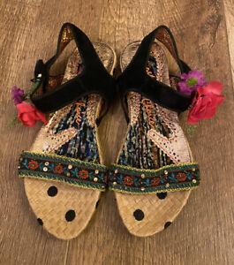 Irregular Choice Sandals Size 5