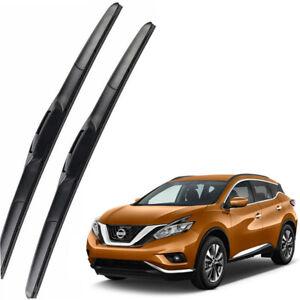 Genuine OEM Front Windshield Wiper Blade For 2015-2020 Nissan Murano Full Series