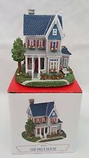 "Nib Collectible 2001 ""Liberty Falls Americana Collection"" The Price House"