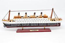 titanic 30 cms transatlantic model naval boat decoration nautical