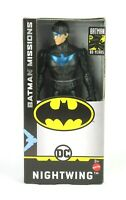 Mattel DC Comics 80 Years Nightwing 6 Inch Action Figure NEW!