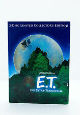 E.T. The Extra-Terrestrial 2 Disc Limited Collector's Edition Widescreen DVD