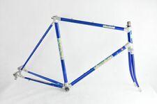 ALAN alu road frame and fork ! italian ! blue color !!