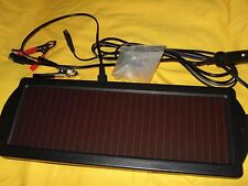 New 1.5 Watt 12 Volt Portable Solar Power Panel Car Truck Boat Battery Charger