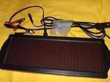 New 1.5 Watt 12 Volt Portable Solar Power Panel Car Truck Boat Battery Charger