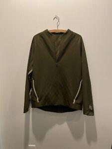Nike NikeLab Essentials Therma-Sphere Jacket - LARGE (898311-347) Brown Olive?