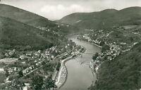 Ansichtskarte Neckartal bei Heidelberg Campingplatz Ziegelhausen  (Nr.9192)