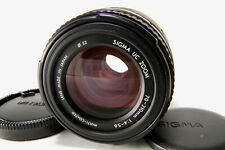 [Excellent] Sigma 70-210mm f/4-5.6 UC Zoom Telephot for Minolta Sony A w/ Caps