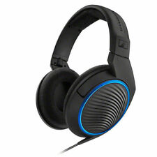 Sennheiser HD451 Over Ear Headphones + Powerful Bass Response + Closed Circumaur