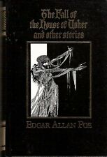 The Fall of the House of Usher & other stories (The Great Writers Library),Edga