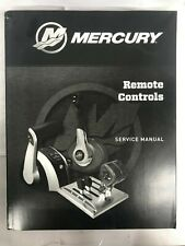 2015 Mercury Service Manual Remote Controls P/N 90-8M0093272