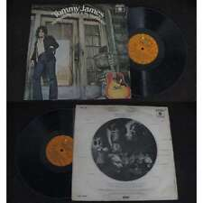 TOMMY JAMES - My Head, My Bed & My Red Guitar LP Folk Rock 1971 French Press