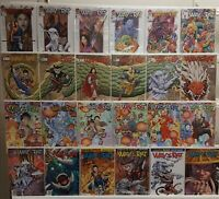Way of the Rat 1-24 Complete Set Series Run Lot 1-24 VF/NM