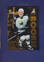 Jere Lehtinen RC 1995-96 Pinnacle Zenith Hockey Rookie #145 Dallas Stars