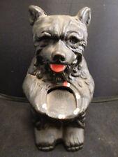 Vintage Cast Iron Bear Bank Hubley?