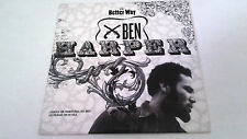 "BEN HARPER ""BETTER WAY"" CD SINGLE 2 TRACKS CARDSLEEVE"