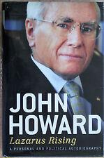 JOHN HOWARD Lazarus Rising