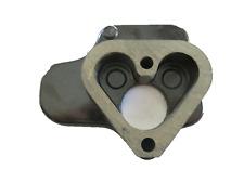 Basetta Distanziale Isolante Termico Carburatore Weber 28 Fiat 500 R 126  ALI014