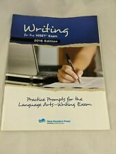 Writing for the HISET Exam 2016 Edition